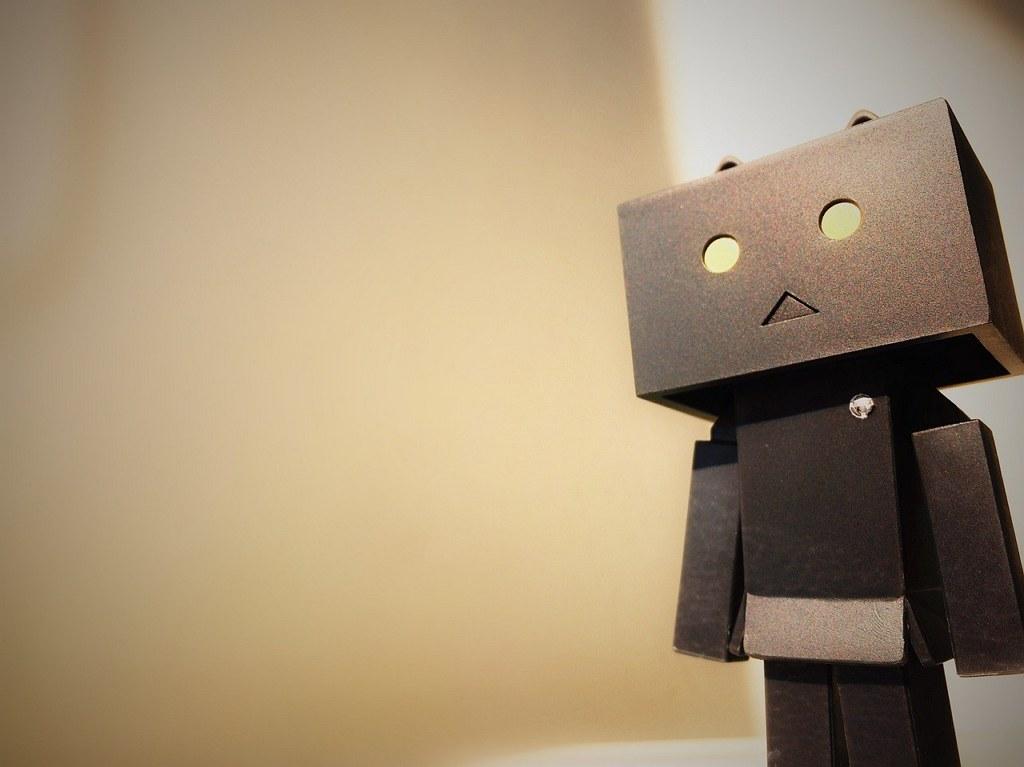 로봇 외로움 정신병 사이코 격리 고통 슬픔