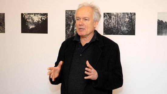로타 바움가르텐(Lothar Baumgarten) (출처: Nober, Museum Folkwang, 2011)
