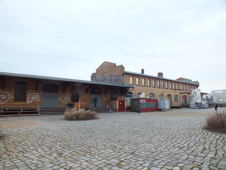 ZK/U(Zentrum fur Kunst und Urbanistik) 레지던시 전경 (사진: 이정훈)