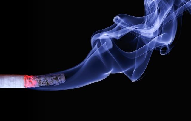 담배에 들어있는 니코틴은 '중추신경 흥분제'로 분류된다.