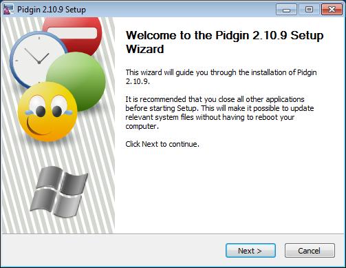 보안 메신저 OTR + Pidgin #5