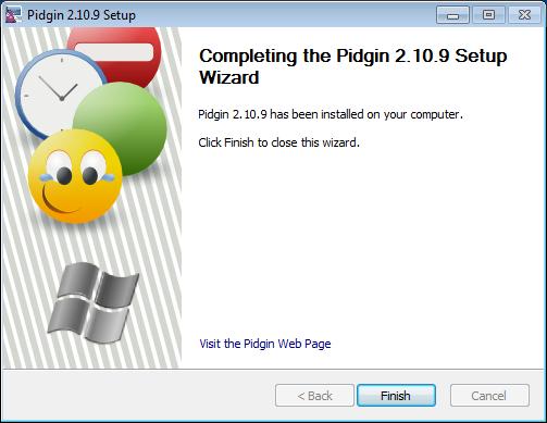 보안 메신저 OTR + Pidgin #10