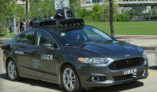 우버 자율주행 택시 (출처: 우버)