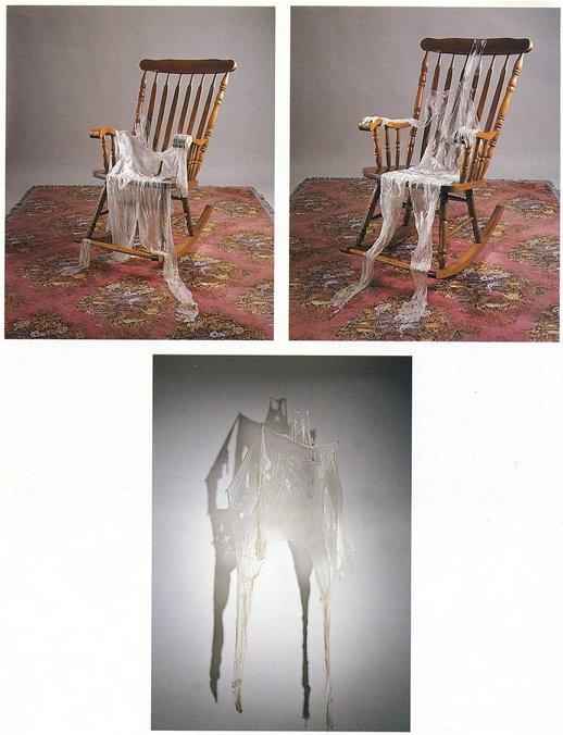 서해근 작가의 초기 작업, 'escaping myself' (2001)