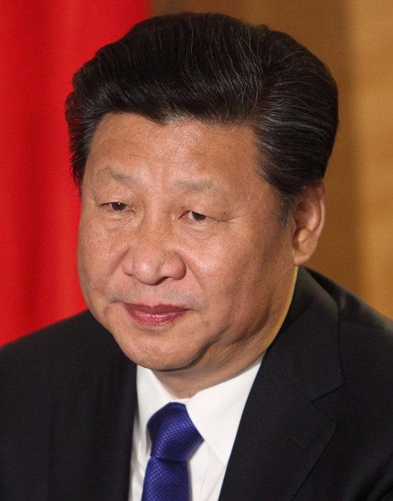이제 마오쩌둥의 반열에 올랐다고 평가받은, 집단지도체제를 끝내고 1인 지도체제를 '시작'한 시진핑 중국공산당 총서기(1953년생, 임기: 2012년 11월 ~ )