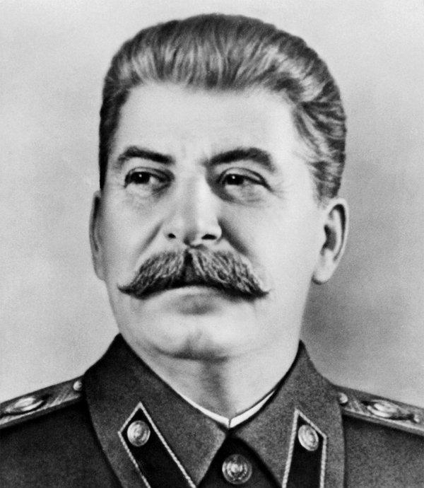 소비에트의 위대한 영도자 스탈린 동지