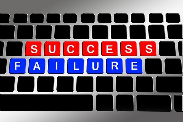 성공 실패