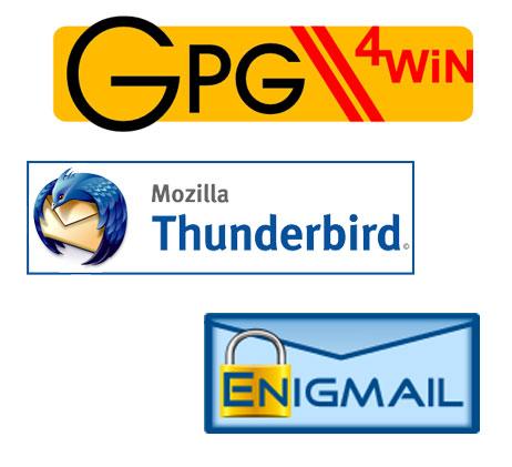 PGP 사용 위한 프로그램 3개