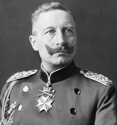 빌헬름 2세(Wilhelm II, 1859년 1월 27일~1941년 6월 4일)