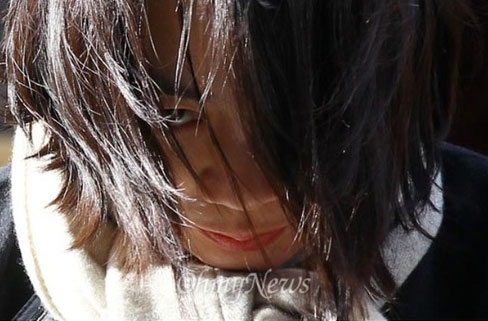 오마이뉴스 이희훈 기자가 찍은 조현아의 사진.