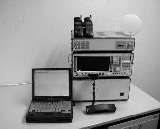 IMSI 탐지기 (이미지 출처: 해킹랩)