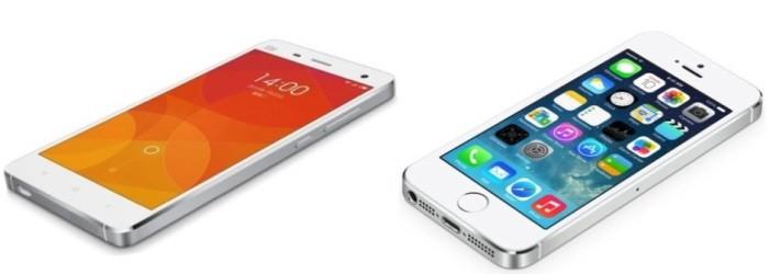 '카피캣' 전략의 샤오미 vs. '고품질 오리지널' 애플