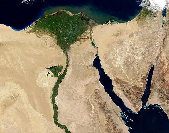 이집트 아랍 북아프리카 중동