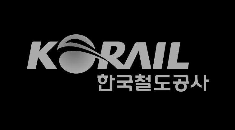 코레일 한국철도공사 로고