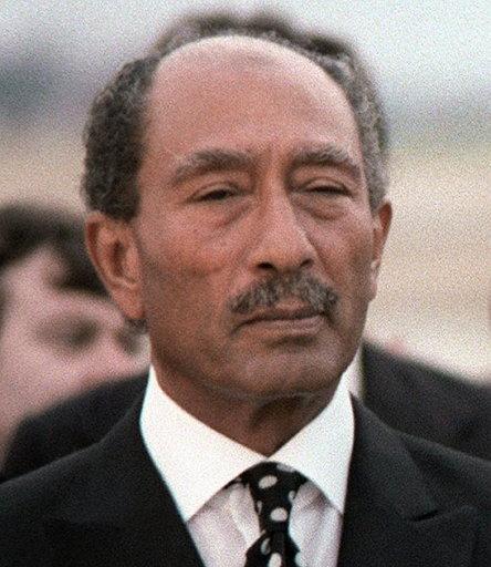 안와르 사다트 (Anwar El Sadat, 1918년 12월 25일~1981년 10월 6일)