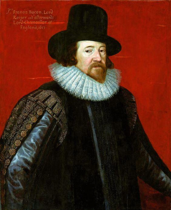 프란시스 베이컨 (Francis Bacon, 1561년 ~ 1626년, by Frans Pourbus, 1617)