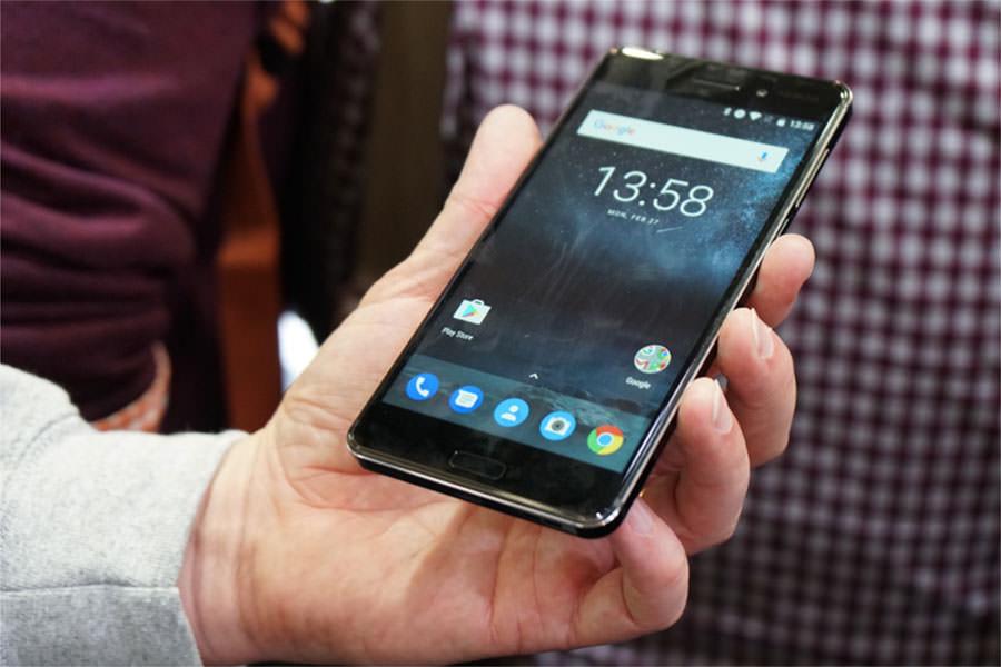 노키아의 스마트폰
