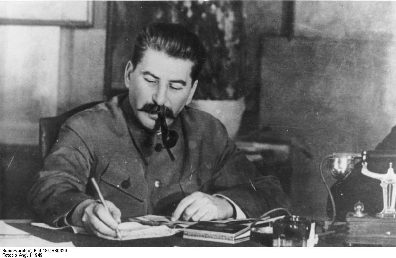스탈린은 이념을 앞세운 교조주의자가 아니라 현실주의자였다.