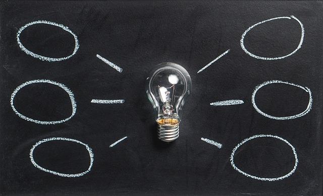 아이디어 생각 마인드맵 시나리오 상상 이야기 가정