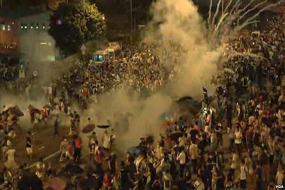 홍콩의 우산 혁명 (2014)