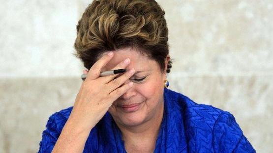 2016년 8월 탄핵된 지우마 호세프 전 브라질 대통령