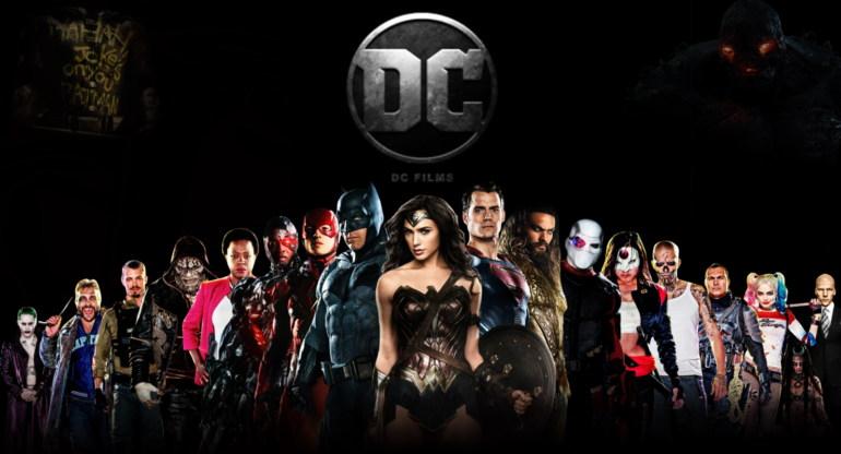 DC 확장 유니버스 (ⓒ DC Comics)