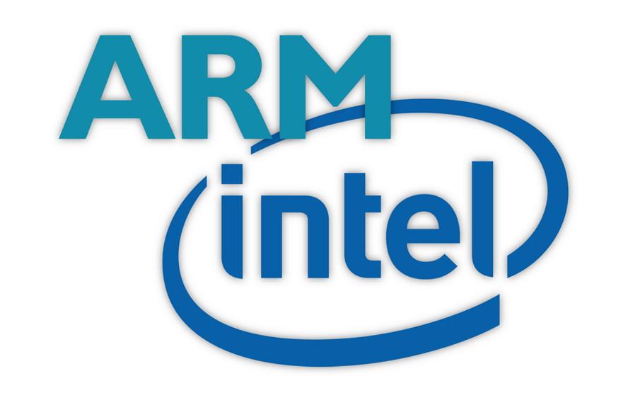 암 인텔 Intel-ARM-Licensing-Deal