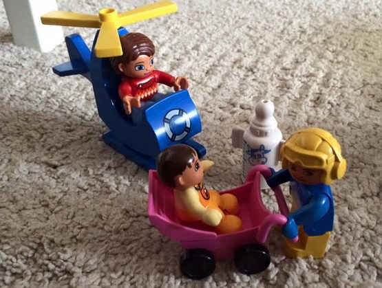 스웨덴 친구가 보내온 레고 사진