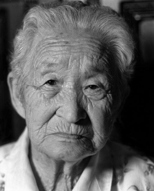 박옥련, 1919년 생, 2006.