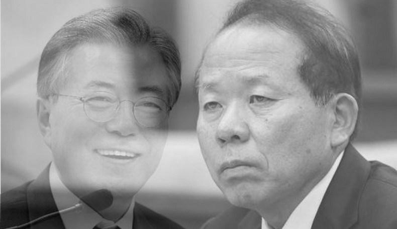 김이수 재판관을 헌재소장으로 지명한 문재인 대통령의 뜻을 보수 야당은 자신의 힘을 과시하기 위해 좌절시켰다.