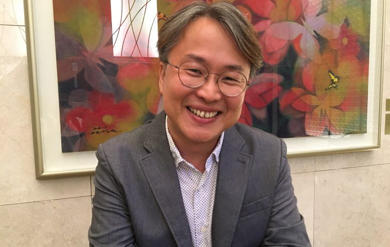 전국언론노동조합 MBC본부 10대 본부장 이성주 기자.