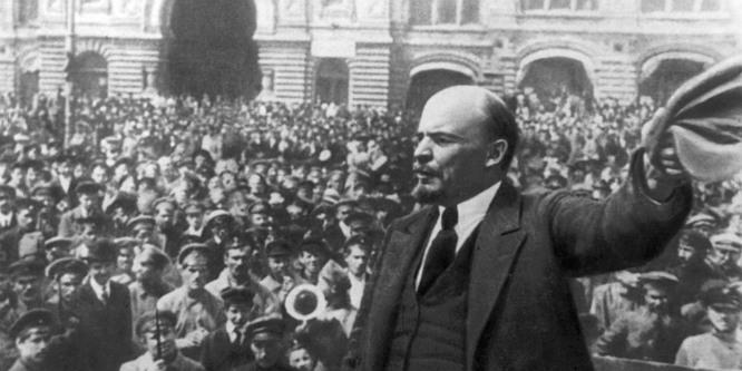 세계를 완전히 바꾼 러시아 10월 혁명 그리고 레닌 (1917)