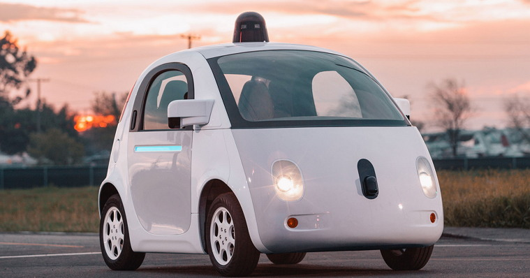 구글의 자율주행자(Autonomous Vehicle, 혹은 무인자동차)