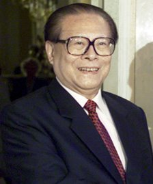 후진타오의 손발을 묶은 장쩌민