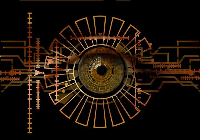 눈 디지털 감시