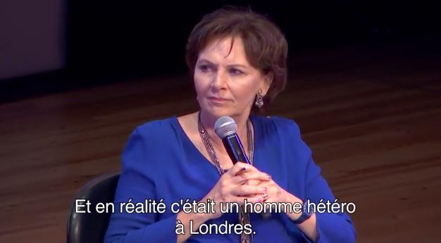 실비 르몽드 (출처: (출처: 르몽드 페스티벌) http://www.lemonde.fr/festival/video/2017/09/23/quand-une-information-est-incroyable-elle-est-souvent-fausse_5190240_4415198.html