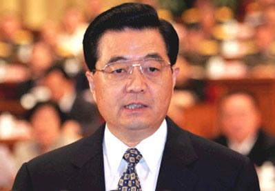 단파(团派)의 수장 후진타오