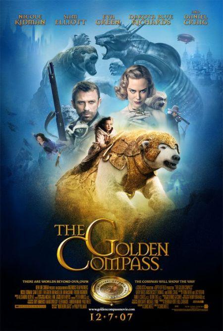 2007년 영화로도 만들어진 [황금 나침반] (The Golden Compass)