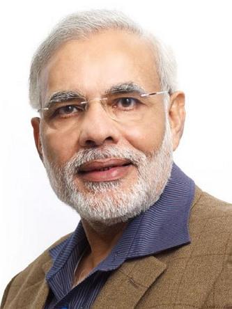 나렌드라 모디 인도 제15대 총리 (임기: 2014년 5월 26일 ~ 현재, 출처: 위키미디어 공용, CC BY 2.0)