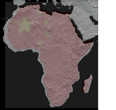 중국 아프리카