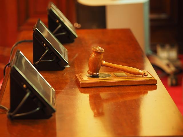 재판 판사 법관