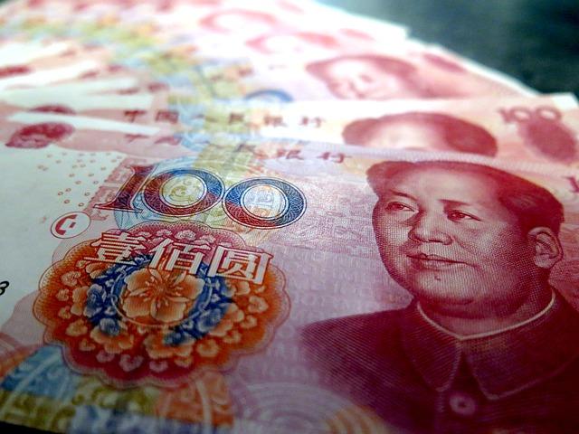 돈 중국 위안