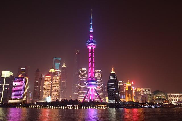 상하이, 기적의 도시