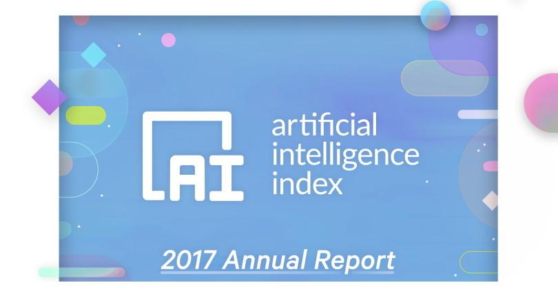 AI 인덱스 https://aiindex.org/2017-report.pdf