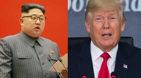 김정은과 트럼프, 혹은 현재진행형 '덤 앤 더머'