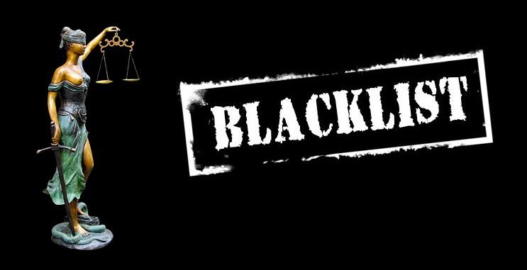 블랙리스트 판사