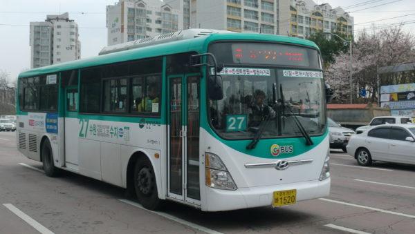 땅 짚고 헤엄친다던 시내버스 회사들이 사모펀드의 타깃이 되고 있다. CC0.