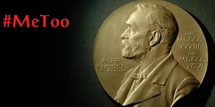 노벨상 수상자를 선정하는 스웨덴 한림원의 한 위원도 성폭력 가해자로 지목됐다.