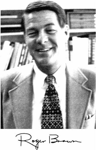 로저 브라운(Roger Brown, 1925-1997). 1962년에서 1994년까지 하버드 대학의 사회심리학 교수로 재직했다. 언어습득 순서에 대한 광범위한 연구로 족적을 남겼다. (출처: nap.edu/) https://www.nap.edu/read/9681/chapter/3