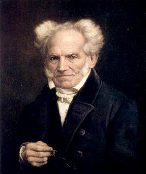 쇼펜하우어 (그림: Jules Lunteschütz, 1822–1893)